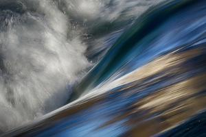 River Wave by Ursula Abresch