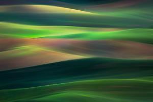 Rolling Hills by Ursula Abresch