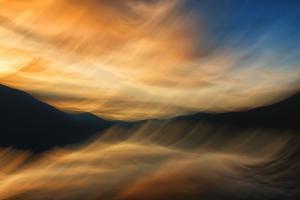Slocan Lake 11 by Ursula Abresch
