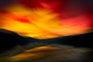 Slocan Lake 4 by Ursula Abresch