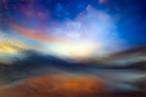 Slocan Lake 5 by Ursula Abresch