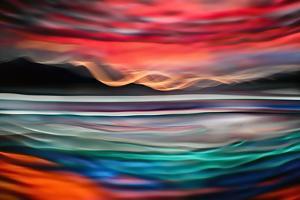 Slocan Red by Ursula Abresch