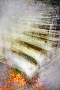 Stone Steps by Ursula Abresch