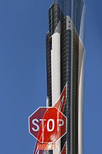 Stop 1 by Ursula Abresch