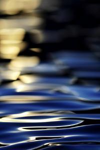 Sundown Water 1 by Ursula Abresch