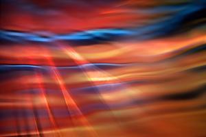 Sunrise by Ursula Abresch