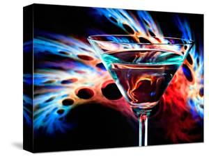 The Bar at the End of the Universe 1 by Ursula Abresch