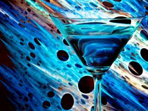 The Bar at the End of the Universe 2 by Ursula Abresch