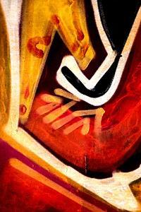 Tribal 2 by Ursula Abresch