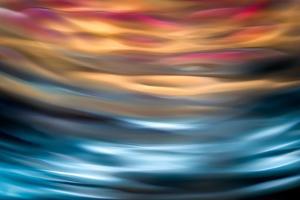 Velvet Water 9 by Ursula Abresch