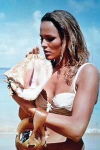 "Ursula Andress. ""007, James Bond: Dr. No"" [1962] (Dr. No), Directed by Terence Young."