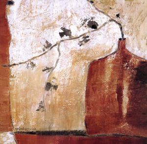 Crimson Autumn by Ursula Salemink-Roos