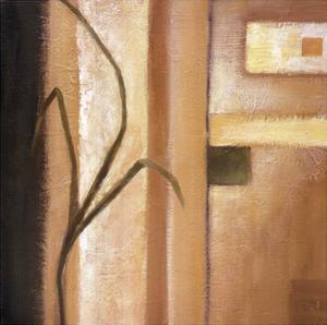 Decorative Grasses I by Ursula Salemink-Roos