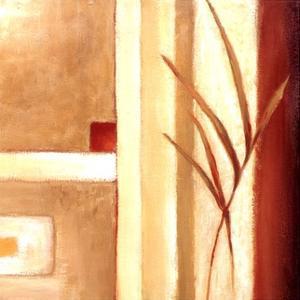Decorative Grasses II by Ursula Salemink-Roos