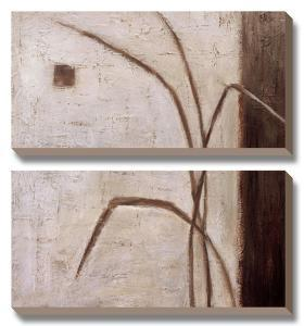 Grass Roots II by Ursula Salemink-Roos