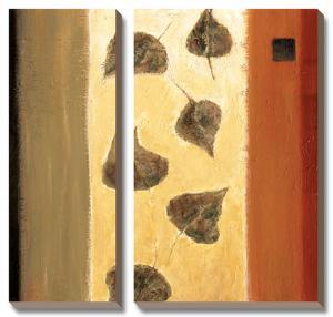 Leaf Innuendo II by Ursula Salemink-Roos
