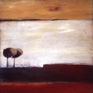 Treetops I by Ursula Salemink-Roos