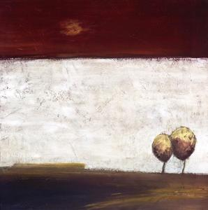 Treetops II by Ursula Salemink-Roos