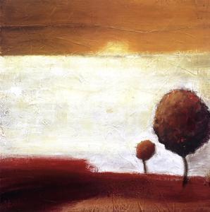Treetops III by Ursula Salemink-Roos