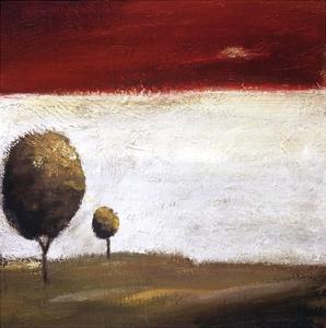 Treetops IV by Ursula Salemink-Roos