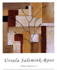 Winter Memories II by Ursula Salemink-Roos