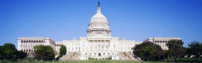US Capitol, Washington DC, District of Columbia, USA--Photographic Print