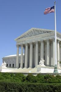 US Supreme Court Building, Washington DC