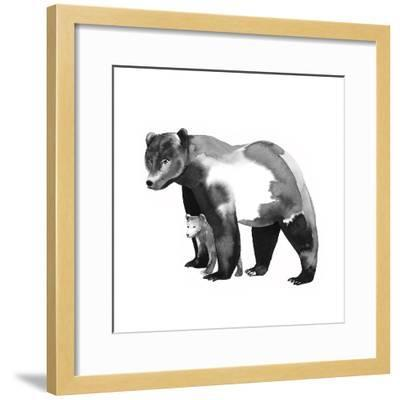Us Two--Framed Giclee Print