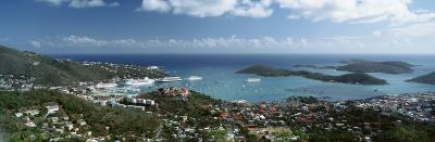 US Virgin Islands, St. Thomas, Charlotte, Amalie--Photographic Print