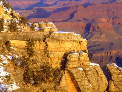 USA, Arizona, Grand Canyon National Park in Winter-Jaynes Gallery-Photographic Print