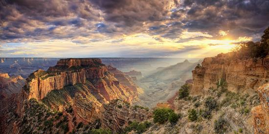 Usa Arizona Grand Canyon National Park North Rim Cape Royale Photographic Print By Michele Falzone Art Com