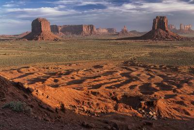 USA, Arizona, Monument Valley, Artist Point-John Ford-Photographic Print