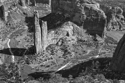 USA, Arizona, Spider Rock, Canyon de Chelly, Band-John Ford-Photographic Print