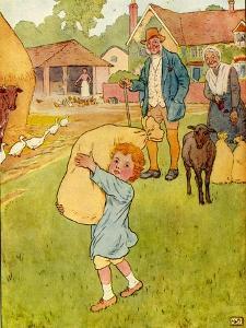 USA Baa Baa Black Sheep Book Plate