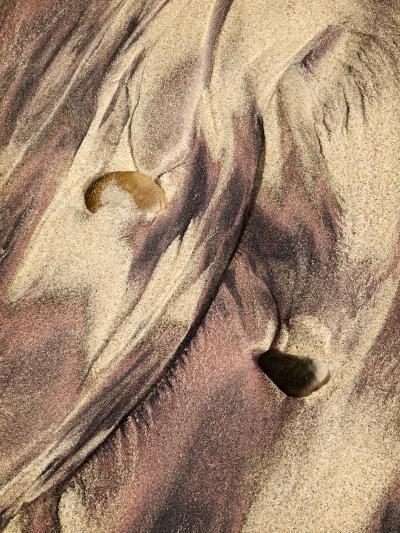 USA, California, Big Sur, Close-Up of Purple Sand at Pfeiffer Beach-Ann Collins-Photographic Print
