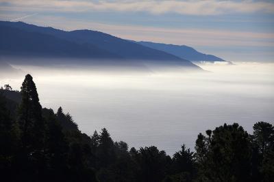 USA, California. Coastal Big Sur from Pacific Coast Highway 1-Kymri Wilt-Photographic Print