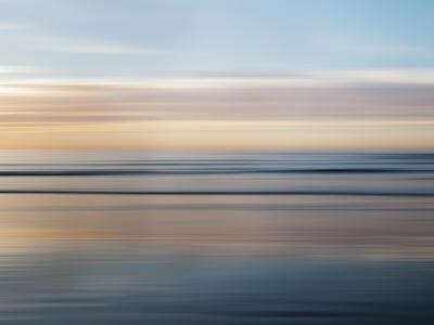 USA, California, La Jolla, Abstract of Incoming Waves-Ann Collins-Photographic Print