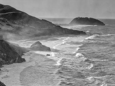 USA, California, Little Sur-John Ford-Photographic Print