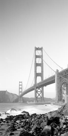 Usa, California, San Francisco, Golden Gate Bridge--Photographic Print