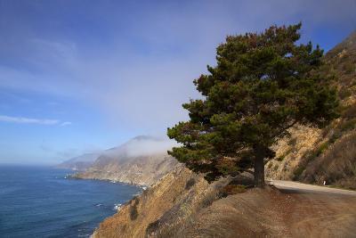 USA, California. Scenic Viewpoint of Pacific Coast Highway 1-Kymri Wilt-Photographic Print