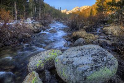 USA, California, Sierra Nevada Range. Rock Creek Landscape-Dennis Flaherty-Photographic Print