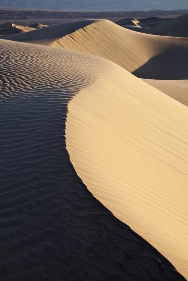 USA, California, Valley Dunes-John Ford-Photographic Print