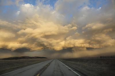 USA, Colorado. Spring Storm Clouds at Sunrise Above South Park-Jaynes Gallery-Photographic Print