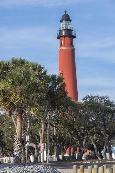 USA, Florida, Ponce Inlet, Ponce De Leon Inlet Lighthouse-Lisa S^ Engelbrecht-Photographic Print