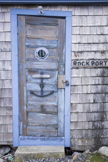 USA, Massachusetts, Cape Ann, Rockport, Fishing Shack-Walter Bibikow-Photographic Print