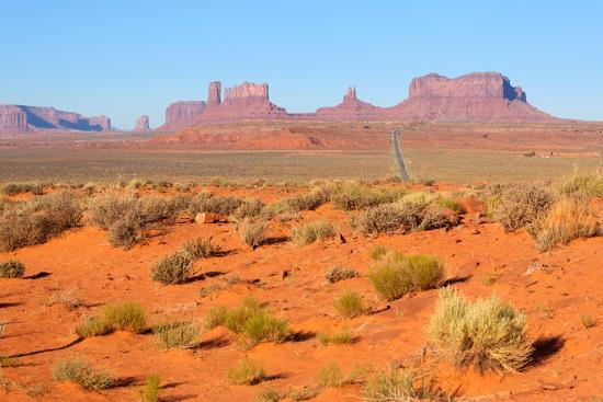 USA, Monument Valley-Catharina Lux-Photographic Print