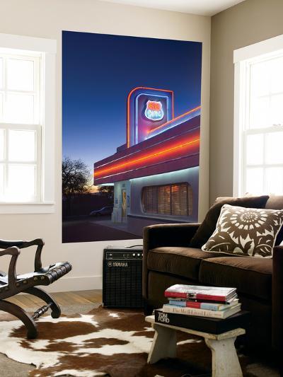 USA, New Mexico, Albuquerque, Route 66 Diner-Alan Copson-Giant Art Print