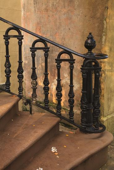wrought iron spindle with interesting wrought iron.htm usa  savannah  georgia home in the historic district with wrought  usa  savannah  georgia home in the