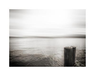 USA, Seattle, view from Alki b-Savanah Plank-Giclee Print