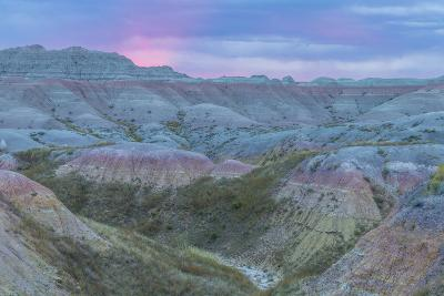 USA, South Dakota, Badlands National Park. Wilderness Landscape-Cathy & Gordon Illg-Photographic Print